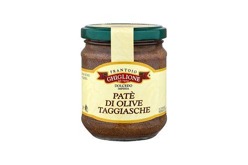 Patè Olive Taggiasche gr.180