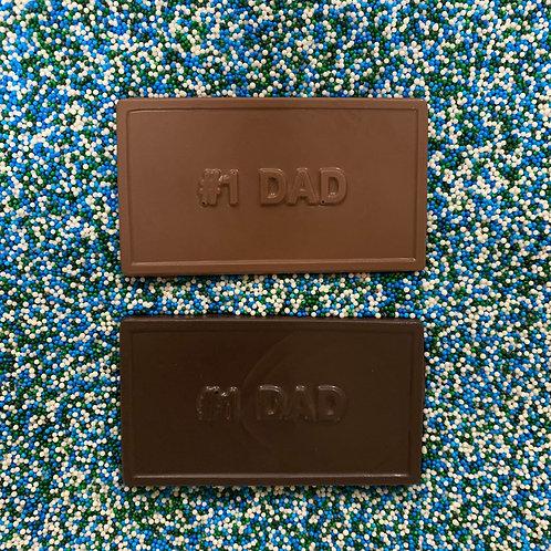 #1 Dad Bar (1 Pcs.)