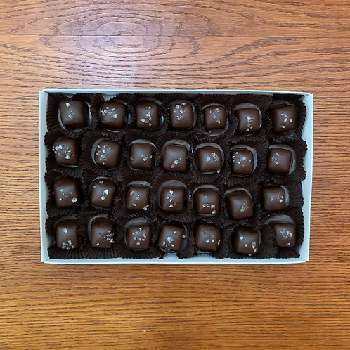 Sea Salt Caramels (28 Pcs.)