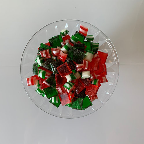 Old Fashioned Holiday Hard Candy Mix (1 Lb.)