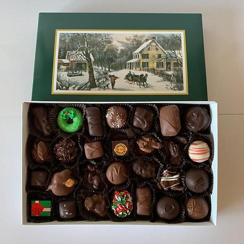 Holiday Assorted Chocolates (28 Pcs.)