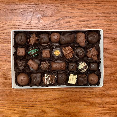 Assorted Chocolates (56 Pcs.) (2 layers 28 Pcs.)