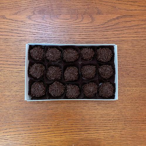 Rum Ball Truffles (15 Pcs.)