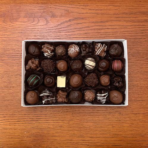 Soft Center Chocolates (28 Pcs.)