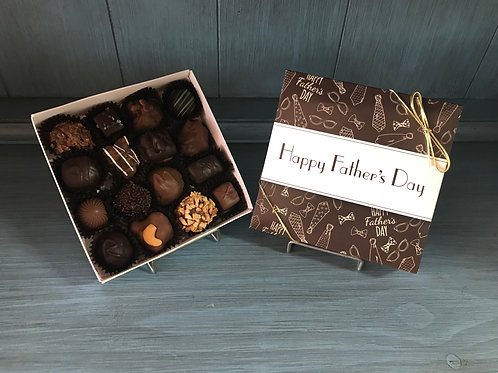 Father's Day Assorted Chocolates (16 Pcs.)