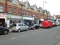 Fagans Menswear in Station Road