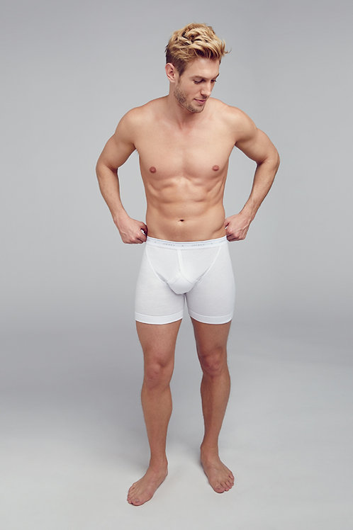 Jockey® UK Classic Cotton Rib Midway® Brief with Y-Front® Fly
