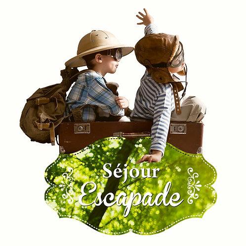 Séjour Escapade (2 nuits)