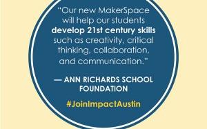 Community Partner Spotlight: Checking in with Ann Richards School Foundation