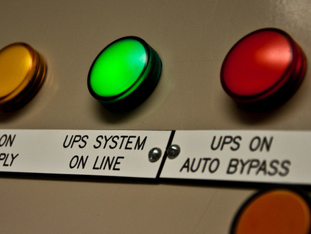 Protect Your Facility Assets with Uninterruptible Power Supply (UPS)