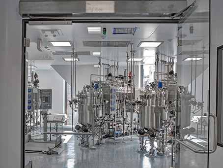 Omni a Key Participant in 2020 ISPE Facility of the Year Award-Winning Project