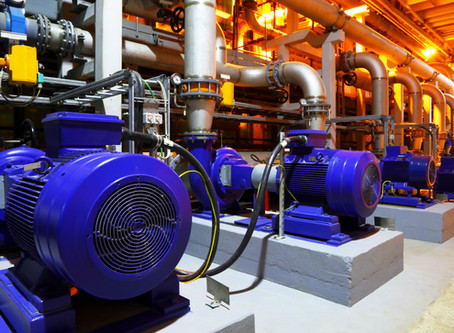 Managing Inrush Current During Building and Process Equipment Startup