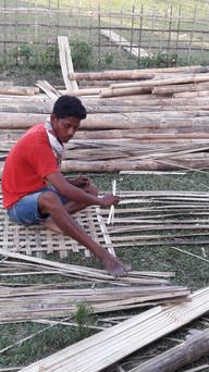 weaving breathable walls