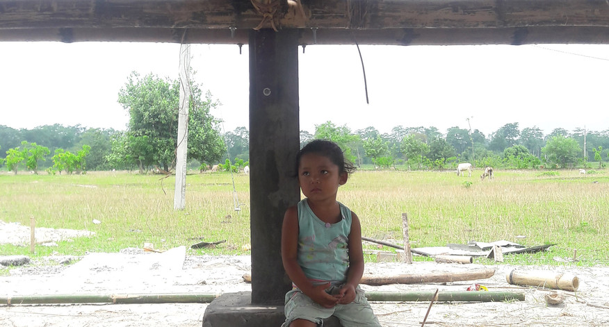 foundation doubles as seat ideal for children in jungle-gym
