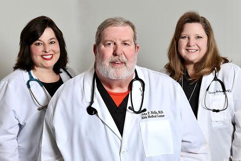 Physicians of BMC Emergency