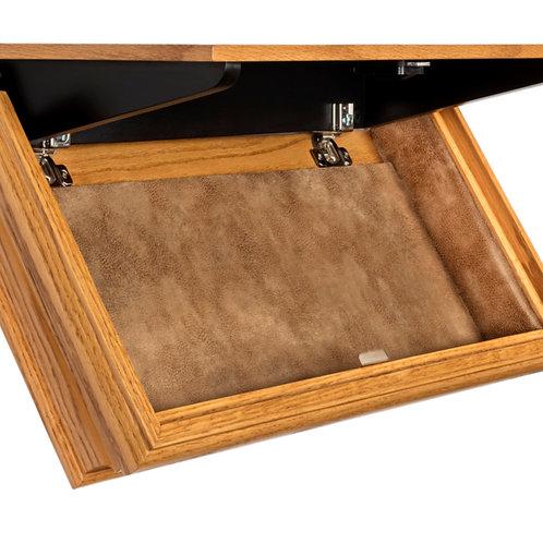 Classic LedgeLocker - Oak, Traditional