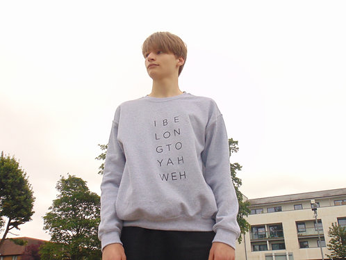 """I Belong To Yahweh"" Jumper"