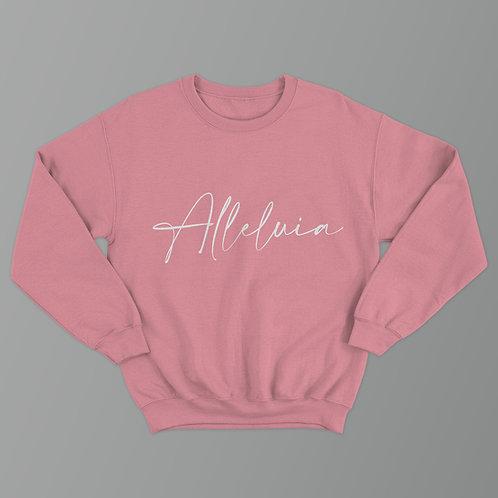 Alleluia SLW Jumper Pink