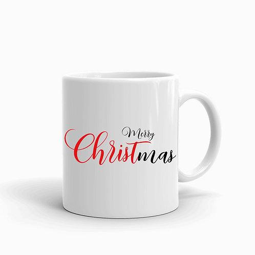 """""""Merry Christmas"""" Mug"""