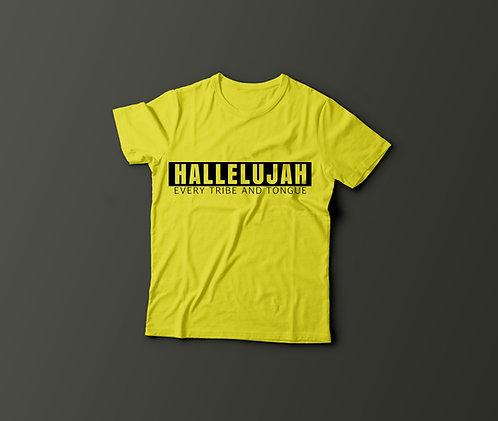 """""""Hallelujah"""" T-shirt"""