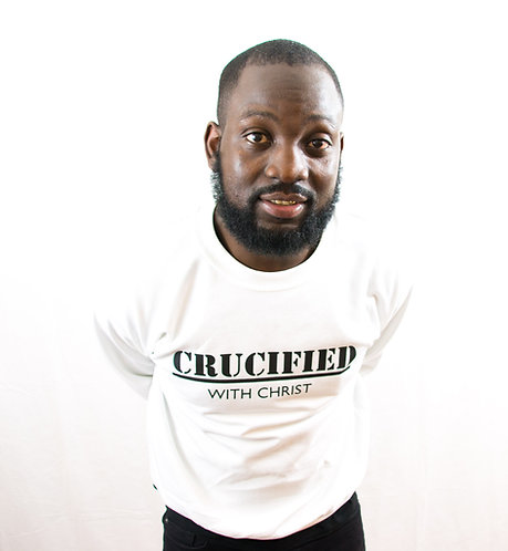 """""""Crucified With Christ"""" Jumper"""
