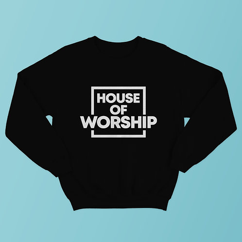 House Of Worship SLW Jumper