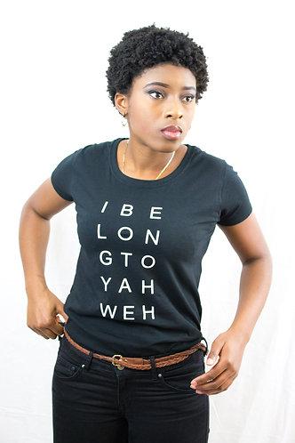 """I Belong To Yahweh"" T-Shirt"