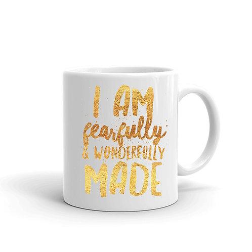 Psalm 139v14 Mug