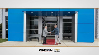 Watson Chevrolet - Web Ad