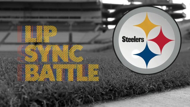 Pittsburgh Steelers' Lip Sync Battle