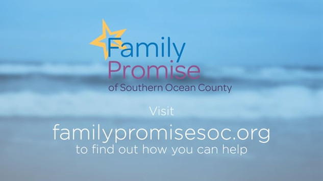 Family Promise of South Ocean County - Promo