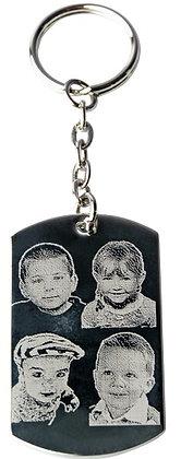 PC02 Porte clés avec photo