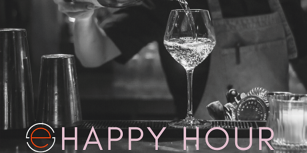 Happy Hour  - May 13th
