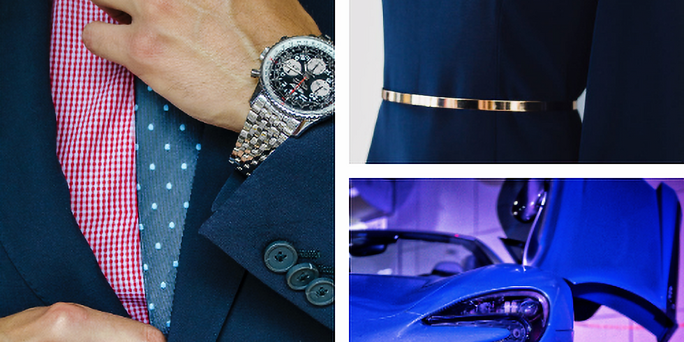 Suits (gowns) & Supercars