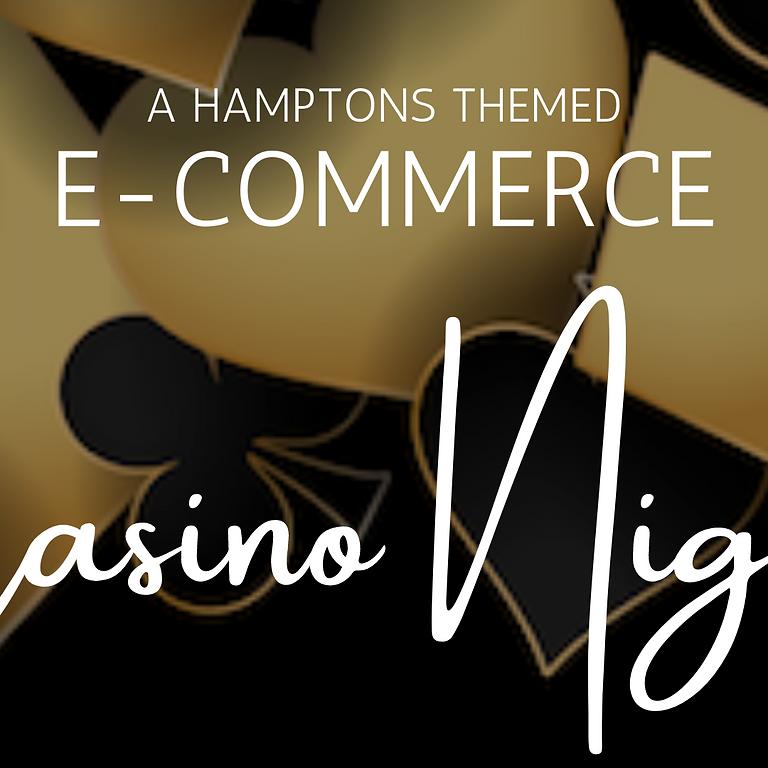 E-Commerce Casino Night