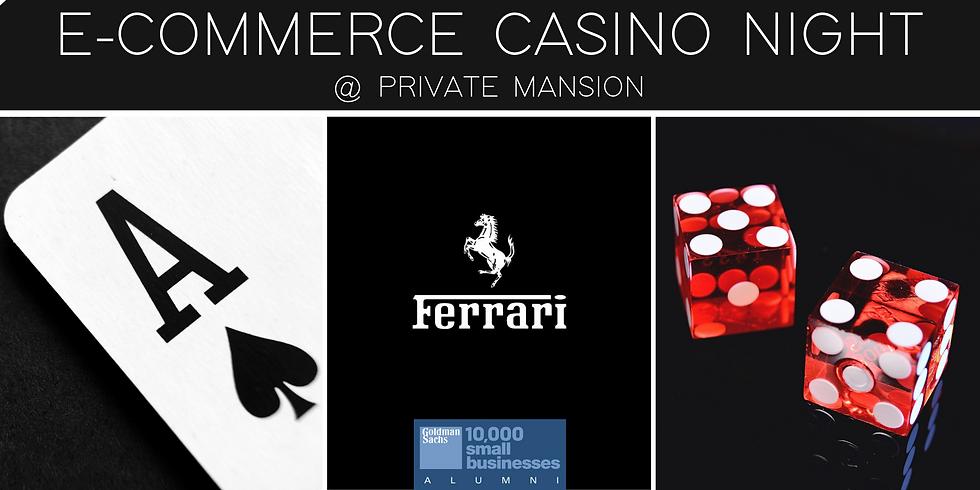 E- Commerce Casino Party