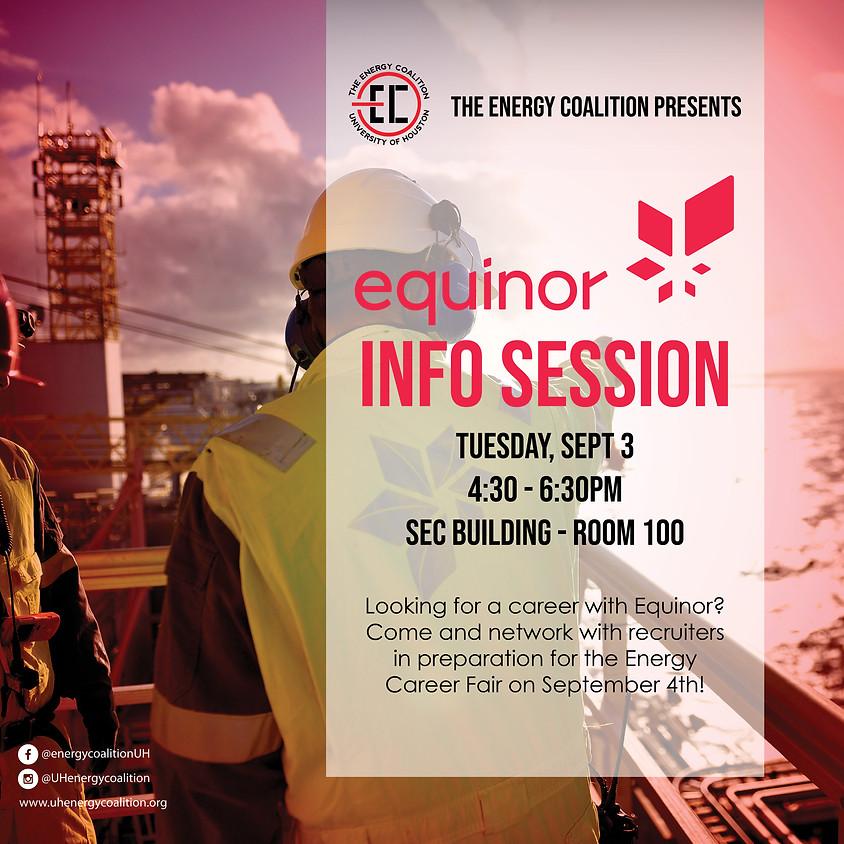 Equinor Information Session