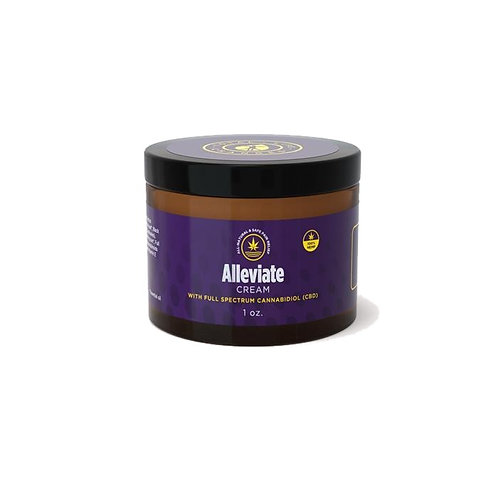 Alleviate Cream (1-3 business days shipping)
