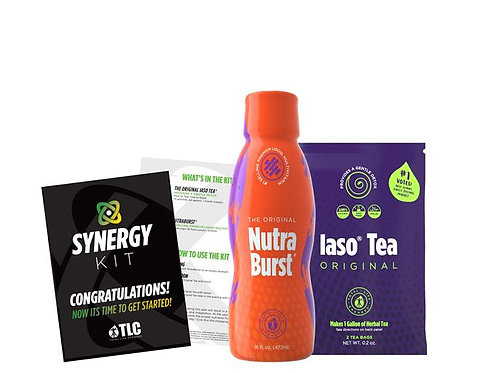 SYNERGY KIT (1-3 business days shipping)