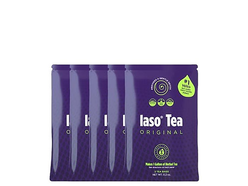 IASO TEA 5 PACK (Free Shipping)