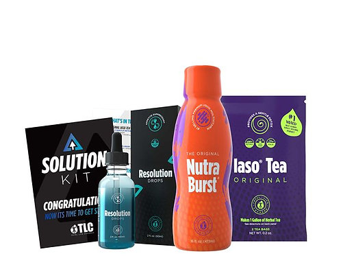 SOLUTION KIT (1-3 business days shipping)