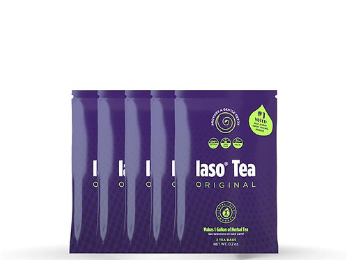 IASO TEA 5 PACK (Free Shipping)