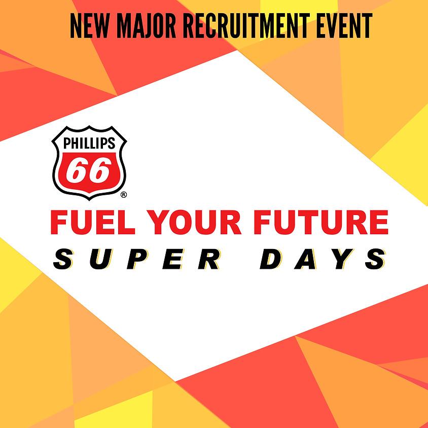 Phillips 66 New Recruitment Event: Super Days