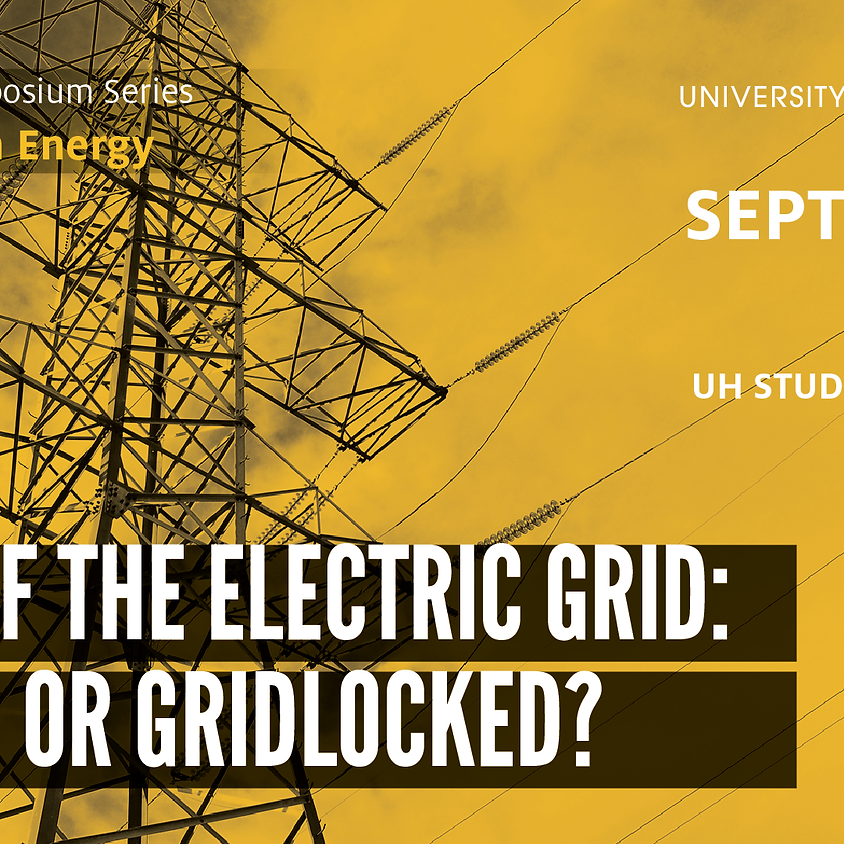 Energy Symposium Series: Critical Issues in Energy