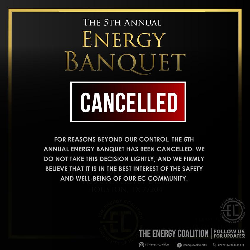 Energy Banquet Professionals Registration