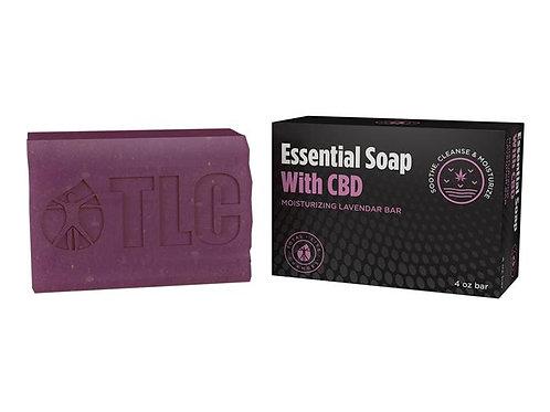 CBD Essential Soap (1-3 business days shipping)