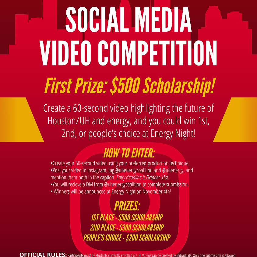 Social Media Video Competition
