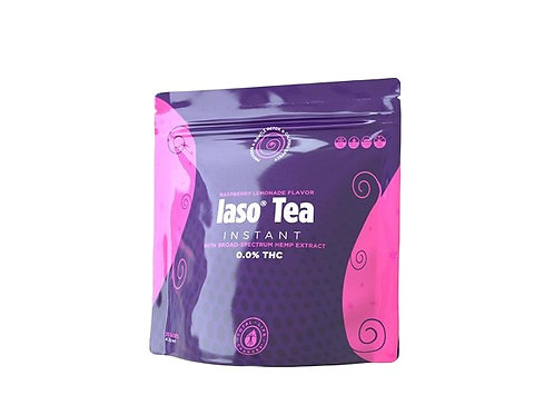 RASPBERRY -Tea with Broad-Spectrum Hemp Extract - 25 Sachets(1-3 business days)