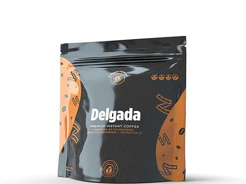 DELGADA COFFEE 28 Sachets (3-5 business days)