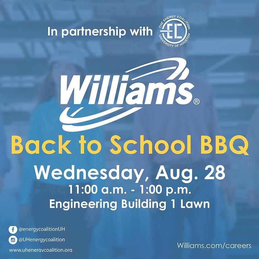 Williams Back to School BBQ